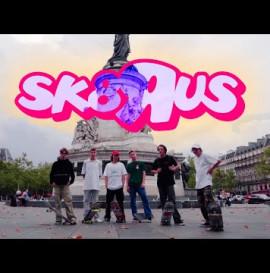 SkateЯus #6 - Paris (Nie pogadasz...Tour)