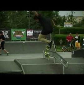 Skateboard For Everyone, Krosno - Videorelacja