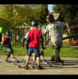 SKATEBOARD SCHOOL - Przystanek Sucha 21