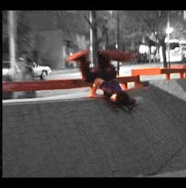 SKATEBOARDING CLASSIC SLAMS #66 - ANDY WILCOX VS. FLAT BAR