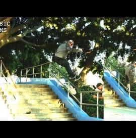 SKATEBOARDING CLASSIC SLAMS #71 - MANNY SANTIAGO