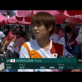 Skateboarding Olympics Tokyo 2020 | FINAL