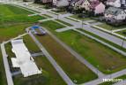 Skatepark i pumptrack w Chęcinach