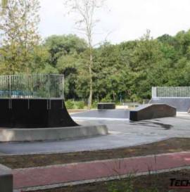Skatepark w Myślenicach