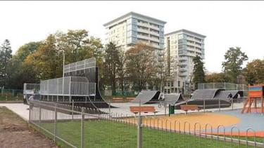 Skatepark w Radomiu już gotowy.