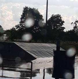 Skatepark w Tarnobrzegu cd.