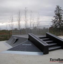 Skatepark w Żmigrodzie
