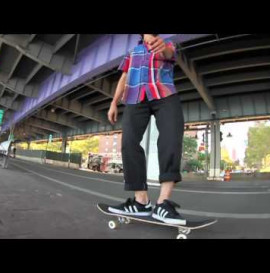 SKATING THE CITY in NYC !! - Snipped EzekielClothing