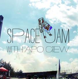 SPACE JAM with APO Crew