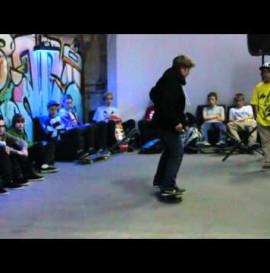 Street Hype Store presents: POPELINA S.K.A.T.E & Best Tricks Contest