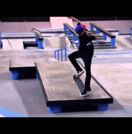 STREET LEAGUE 2014: NIKE SB'S MOMENT OF IMPACT - LUAN OLIVEIRA