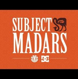 SUBJECT MADARS - MADARS APSE IS PRO