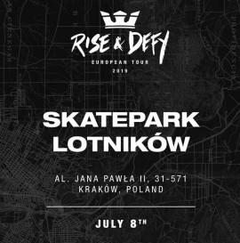 SUPRA FOOTWEAR TOUR 2019 - KRAKÓW !!!