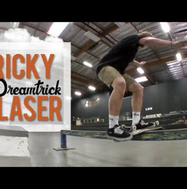 Tailslide To Darkslide?! | Ricky Glaser's #DreamTrick