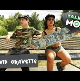 Talkin' MOB with David Gravette   Hippy Skull   Newberg Skatepark