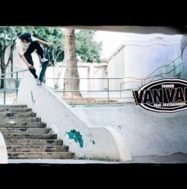 "Tanner Van Vark's ""T.V.V."" Part for REAL"
