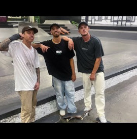 The Most Insane Triples Video Ever   Luan Oliveira, Carlos Ribeiro & JP Souza