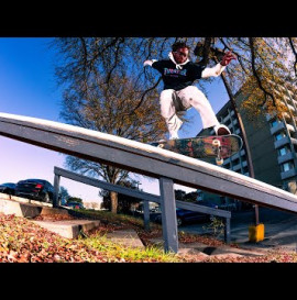 """The """"No Comply X Thrasher"""" Video"""