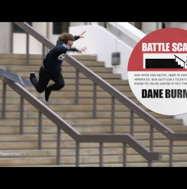 The Worst Injuries Of Dane Burman's Career | Battle Scars