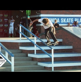 THEBOARDR - HOW NYJAH HUSTON LOST TO NASSIM GUAMMAZ IN SOUTH AFRICA