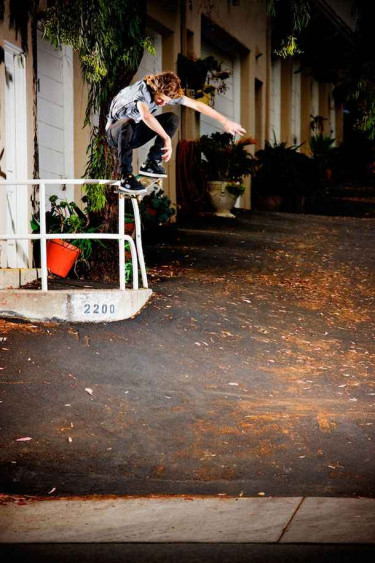 Thrasher COLLIN PROVOST