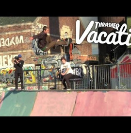 Thrasher Vacation: Yardsale