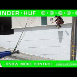 THUNDER X HUF : DAN PLUNKETT KNOWS