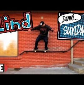 TJ Rogers Unreleased Damn Footage - Blind Damn Sundays