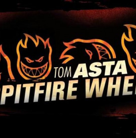 Tom Asta - Spitfire Video