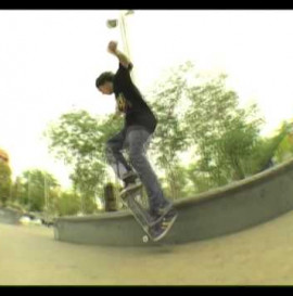 Tomasz Goławski - Lost  found footy - All of Barcelona 2009 Trip
