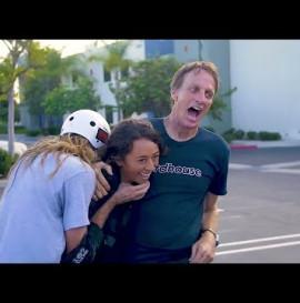 Tony Hawk Talks Skateboarding In The Olympics,