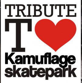Tribute to Skatepark Kamuflage – Kamuflage Team