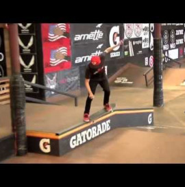 USER SUBMITTED: TAMPA PRO 2013 PRACTICE