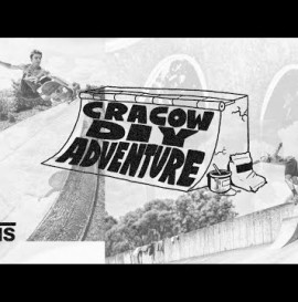 Vans Europe Presents: Cracow DIY Adventure | Skate | VANS