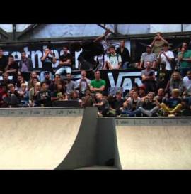 Vans World Tour: Amsterdam Demo