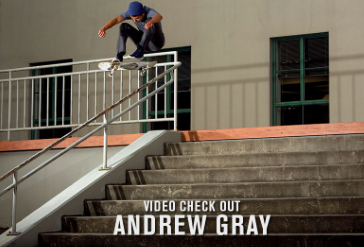 Video Check Out: Andrew Gray
