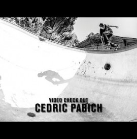 Video Check Out: Cedric Pabich | TransWorld SKATEboarding