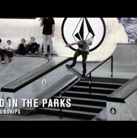 Volcom 2014 Wild In The Parks Championships