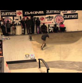 VOLCOM DAMN AM 2013 COSTA MESA FULL RUNS