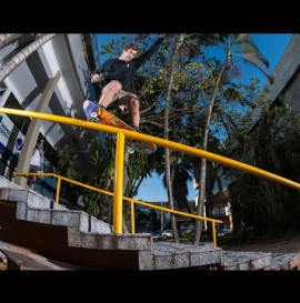 Volcom Presents: Holy Stokes! a Real Life Happening - Behind the Scenes in Brasil