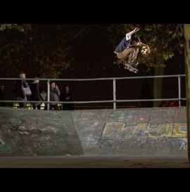 Volcom presents True To This: Harry Lintell