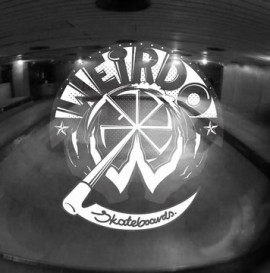 !weirdo skateboards!