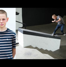 Who Is The 12-Year-Old Skateboarding Prodigy?!
