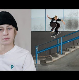 Who Is The 14-Year-Old Brazilian Skate Prodigy?!