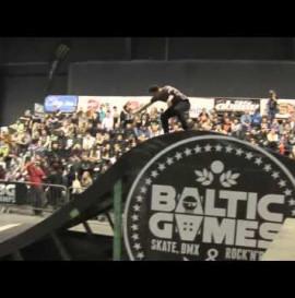 WINTER BALTIC GAMES 2014
