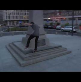 Wojtek Szczot - Skateboarding - WebPart
