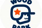 Woodpark logo - Warszawa kryty skatepark