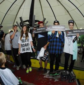 Wyniki Burn skateboarding Day w Warszawie