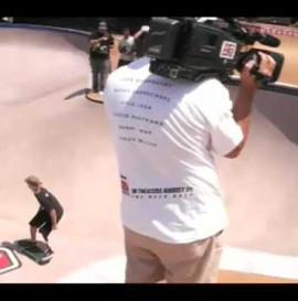 X Games 15 Adaptive Skateboard Park