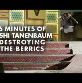 Yoshi Tanenbaum Destroys The Berrics